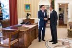 Obama mở tiệc đãi Romney tại Nhà Trắng cầu kế sách