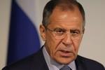 Nga phủ nhận tin đồn Ngoại trưởng Lavrov bị gãy tay