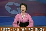 Bình Nhưỡng phóng tên lửa, Tân Hoa Xã: Thế giới loạn mất!