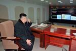 Kim Jong-un trực tiếp chỉ huy vụ phóng tên lửa