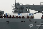 Hàn Quốc đã vớt được xác tên lửa Bắc Triều Tiên