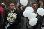 Mỹ tổ chức tang lễ cho các nạn nhân vụ nổ súng