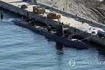 Tàu ngầm Mỹ bất ngờ cập cảng Busan, Hàn Quốc