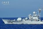"""THX: 3 tàu chiến Trung Quốc tập trận """"là cái tát vào mặt một số nước"""""""