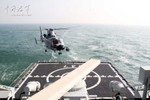 Tết Quý Tỵ, tàu TQ rút khỏi Trường Sa kéo ra Thái Bình Dương tập trận