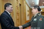 Hải quân Trung Quốc, Indonesia tăng cường hợp tác an ninh biển