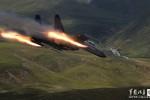 J-10, J-11 Trung Quốc tác chiến tấn công trên cao nguyên