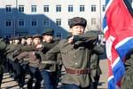 Video: Thanh niên Triều Tiên biểu dương lực lượng ủng hộ Kim Jong-un