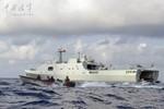 """Video: Hạm đội Nam Hải tập trận đổ bộ chiếm """"đảo D"""" ở Biển Đông"""