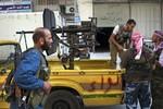 500 lính đánh thuê Saudi đang phục vụ cho phiến quân Syria