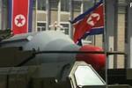 Triều Tiên lại kéo 2 dàn phóng tên lửa Scud ra bờ biển phía Đông