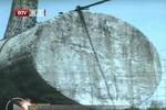 Triều Tiên tập kết gỗ đá sát biên giới, sẽ nghiền nát xe tăng Mỹ, Hàn