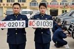 Trung Quốc thay biển số xe quân sự, cấm 11 thương hiệu xe hơi đắt tiền
