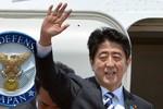 Thủ tướng Nhật Bản bắt đầu chuyến công du Nga và Trung Đông