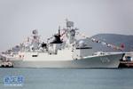 """Trung Quốc thêm 1 tàu hộ vệ cho HĐ Nam Hải """"bành trướng"""" ở Biển Đông"""