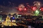 Nga sẽ bắn hơn 40 ngàn quả pháo hoa trong Ngày Chiến thắng