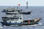 HQ Philippines giám sát chặt 32 tàu cá Trung Quốc, sẽ bắt nếu có lệnh