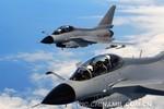 Trung Quốc điều động 50 chiến đấu cơ tập trận đối kháng, hỏng 4 chiếc