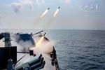 """3 hạm đội TQ tập trận trái phép """"dằn mặt"""" các bên tranh chấp Biển Đông"""