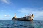 Philippines kêu gọi Trung Quốc rút tàu đậu trái phép ở Bãi Cỏ Mây