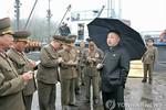 Kim Jong-un thăm khu resort, thị sát nhà máy thủy sản quân sự