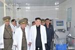 Kim Jong-un thị sát trại nuôi lợn quân đội, quan tâm tới quân lương