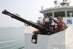 Hải giám TQ đổi tên Cảnh sát biển kéo tàu mang vũ khí ra Biển Đông
