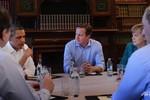 Khai mạc G8, kinh tế toàn cầu và xung đột Syria thành tiêu điểm