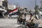 Assad chiếm lại thế thượng phong, nội chiến Syria lan rộng ra khu vực