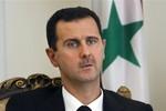 Tổng thống Assad tăng lương cho binh sĩ, nhân viên chính phủ Syria