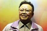 Ảnh: Trung Quốc nặn tượng sáp Kim Jong-il như thật tặng Triều Tiên
