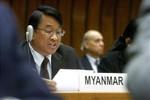 """Myanmar sẽ """"đau đầu"""" vì tranh chấp Biển Đông trong năm 2014"""