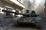 Quân Assad nghiền nát thành trì phiến quân Syria sau 2 năm vây hãm