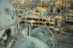 Phiến quân Syria thất thủ Khalidiya do thiếu vũ khí