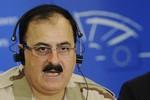 Chỉ huy trưởng phiến quân Syria thị sát chiến trường trên quê Assad