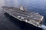Tàu chiến, máy bay Mỹ sẽ đóng sát quần đảo Trường Sa