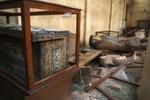 Ảnh: Bảo tàng cổ vật Ai Cập tan hoang sau bạo loạn