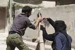 2 quả đạn cối rơi gần khách sạn thanh sát viên LHQ ở Syria