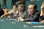 Bộ trưởng Các LLVT Bắc Triều Tiên được thăng lon Đại tướng