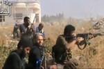 Video: Phe nổi dậy Syria tiếp tục tấn công Damascus