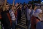 Video: Dân Syria lập lá chắn sống phản đối Mỹ tấn công