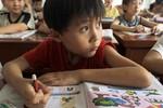 """Bỏ dạy tiếng Anh tiểu học, bỏ thi tiếng Anh để """"cứu"""" tiếng Trung Quốc"""
