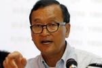 Phe Sam Rainsy đòi lập đài truyền hình riêng, cải cách Ủy ban Bầu cử