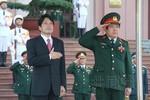 """Hoàn Cầu: Bộ trưởng QP Nhật thăm Cam Ranh nhằm """"liên Việt kháng Hoa"""""""