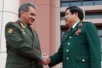 Học giả Mỹ: Nga-Việt tăng cường hợp tác ở Biển Đông, Bắc Kinh bất mãn