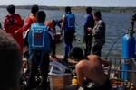 Video: Trung Quốc tìm thấy thi thể phi công Mỹ trên Thái Hồ