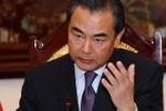 Vương Nghị: Chỉ cần Nhật thừa nhận có tranh chấp, TQ sẵn sàng đàm phán