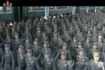 Bắc Triều Tiên triệu tập 10 ngàn sĩ quan chỉ huy về Bình Nhưỡng