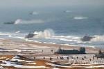 Bắc Triều Tiên triển khai 130 tàu đệm khí ven biển