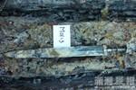 Trung Quốc phát hiện thanh kiếm cổ 2000 năm bằng đồng xanh như mới